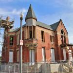 HGTV's Nicole Curtis' Gillis Mansion Restoration