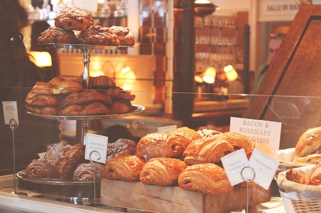 Give ThanksBakery image of european pastries