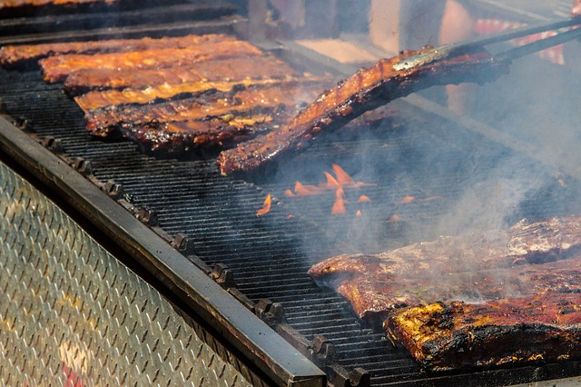 Rochester Area Restaurants Penny Black image of ribs