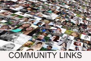 Community Links Button