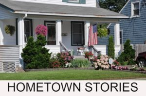 Local Hometown Stories Button