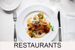 Clarkston Restaurants Button